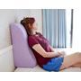 台灣製造GreySa格蕾莎抬腿枕 完美貼合身體曲線雙腿更輕鬆