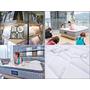 居家生活輕美學「織眠家族」義大利Famttini梵蒂尼職人手工床墊舒眠高支撐力 床墊床包寢具推薦|紅樹林馥人灣