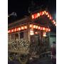 彫刻屋台秋祭