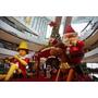 2012年聖誕節即將來臨!台中市政府也點燈了^^~(圖多)