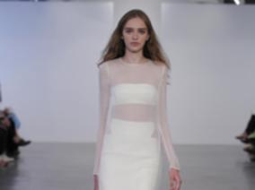 Calvin Klein Collection 品牌女裝創意總監Francisco Costa 推出2013年早春度假系列