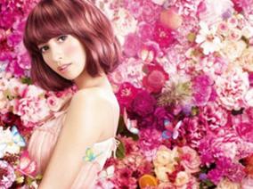 MA CHÉRIE 瑪宣妮 2013春夏髮型重點發表!用微捲花香LOOK掠取男子心