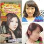 DIY染髮~<美吾髮>好美的葡萄紫棕