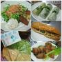 『南投。埔里』異國蔬食─越南素食小吃