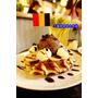 MR.PAPA WAFFLE&CAFE 比利時鬆餅專賣店。一口咬下酥脆鬆軟的幸福滋味!