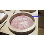 芬蘭KIDE MSCHIC。KIDE鑽石礦物彩妝粉盒。超清透自然的妝感。女孩兒最愛的粉嫩腮紅!