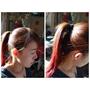 中山站。Fin Hair Salon 髮型沙龍 。專業護染給我新髮色及好心情!
