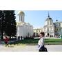 【迷幻俄羅斯】金碧輝煌的聖三一修道院+超美味午餐