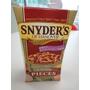 (美食開箱文) SNYDER'S OF HANOVER 蝴蝶餅 (蜂蜜芥末口味)