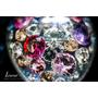 用真鑽石來美甲好奢華的1carat Diamond Nails♥費加洛的朵小姐真強!!