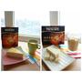 雀巢NESCAFE 三合一咖啡。雙倍特濃焦糖瑪奇朵。冰熱皆宜。冰飲新風味。