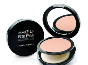 MAKE UP FOR EVER 2013 Pro Finish 專業美肌粉餅