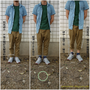 摺褲管/捲褲管很簡單--Akko Style2
