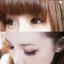 【彩妝】一淺一深打造魅惑眼神妝。2013ANNA SUI魔彩晶燦眼妝系列❤