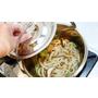HOLA。米雅可覆底手提調理鍋18cm。輕巧方便的專屬個人鍋。煮出自己的拿手好菜!