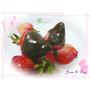 [DIY]2007情人節草莓巧克力