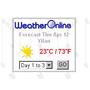 [部落格密技]三款天氣播報預測器