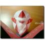 [DIY]Santa's Pop-up Card 聖誕老公公立體卡片