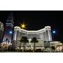 [澳門景點]澳門威尼斯人酒店夜景~愈夜愈美麗