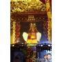 ▋苗栗景點▋白沙屯媽祖廟~全台少見的軟身媽祖