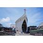 ▋台東旅遊▋長濱鄉.樟原教會~神似諾亞方舟的妙建築