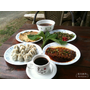 ▋台南美食▋關子嶺溫泉.老家咖啡~咖啡入菜、經典難忘