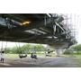 ▋宜蘭景點▋宜蘭市.慶和橋(宜蘭河)~~橋下也可以盪鞦韆