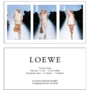 西班牙國寶牌【LOEWE】年度Familysale