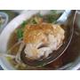 【台南】開元紅燒土魠魚羹