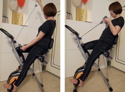 運動。健身│ 好吉康 台版獨家 XR - G3 磁控健身車 立式、臥式、拉繩三合一 讓您用一台動全身 拉繩運動/居家健身/小資族必備健身車/產後媽媽健身車 ❤跟著Livia享受人生❤